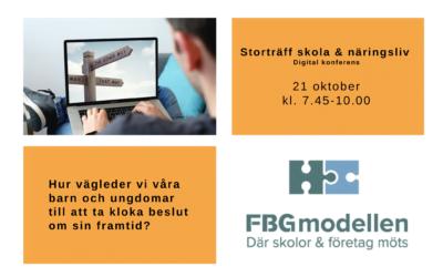 Storträff skola & näringsliv 21 oktober